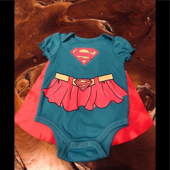 DC Comics Other - Super Baby Costume!